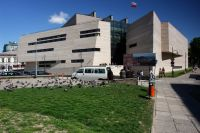 2. Miejsce debaty - Muzeum Ziemi Przemyskiej, wybudowane przy wsparciu finansowym Unii Europejski_800x533